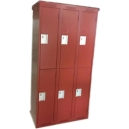 Steel LOCKER - DOUBLE TIER