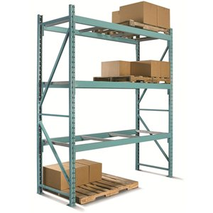 Pallet Rack- Upright Frame 42x120""