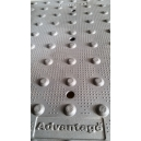 "Advantage Cast Iron - Cast in Place Uncoated Plates 24"" X 24"""