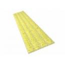 "Ecoglo Non-Slip Non Photoluminescent Surface Applied 2"" Yellow"