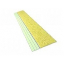 "Ecoglo Non-Slip Photoluminescent Surface Applied 2"" Yellow"