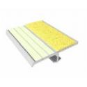"Ecoglo Non-Slip Photoluminescent Cast In Place 2.2"" Yellow"