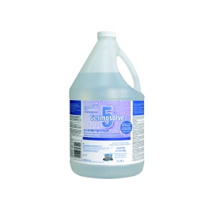 New Germosolve5 Disinfectant Cleaner No Scent 3.78l Jug - Priced 4/Case