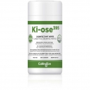 """Ki-Ose 395 Surface Disinfectant Wipes, 5.9"""" x 7.8"""", 100 Wipes/Canister, 12 Canisters/Case, $8.95/tub  - Sold in Pkg Qty 12"""