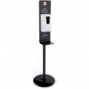Automatic Hand Sanitizer/Liquid Soap Dispenser and Floor Stand
