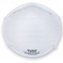 N95 Disposable Particulate Respirator Mask, NIOSH Approved, 20/Box