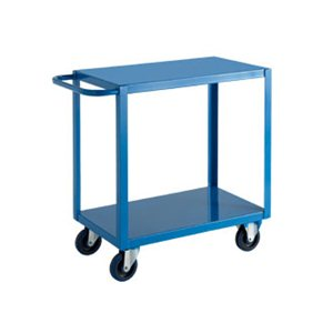 "Cart - 30x18"" 2 Shelf - Lips Up"