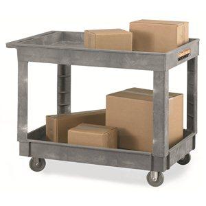 """Cart - Economy 24 x 36"""" 2 Shelf"""