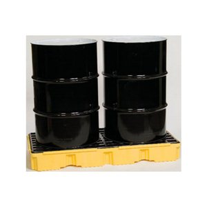 Spill Containment 2 Drum Modular Platform