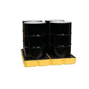 Spill Containment 4 Drum Modular Platform
