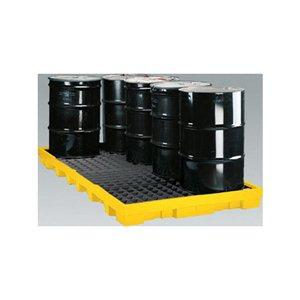 Spill Containment 8 Drum Low Profile Platform