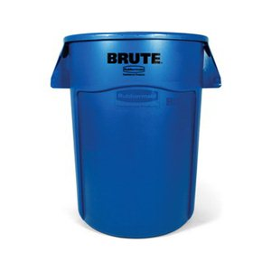 Brute Vented Container 44 Gallon-Blue