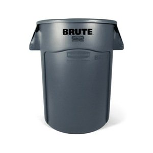 Brute Vented Container 44 Gallon-Grey
