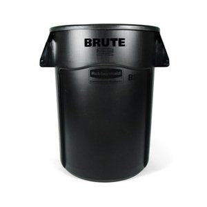 Brute Vented Container 44 Gallon-Black