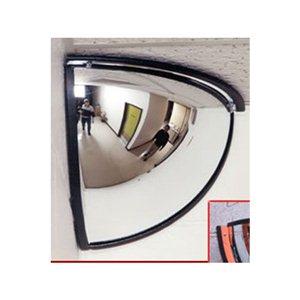 "Security Mirror - 24""  Quarter Dome Mirror Acrylic"