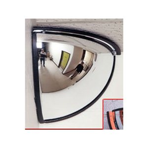 "Security Mirror - 48""  Quarter Dome Mirror Acrylic"
