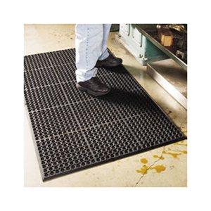 Anti-Fatigue WorkSafe 3x5' Drainage Mat