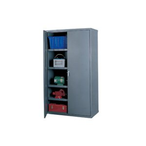 "Storage Cabinet-Industrial 18x36x84"" Grey"