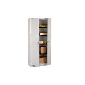 """Storage Cabinet-Premium 18x36x78""""  Lt Grey"""
