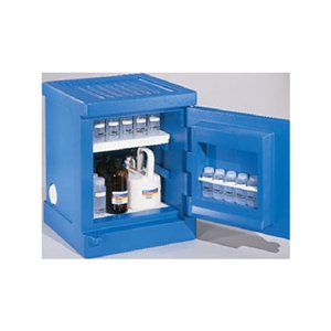 Safety Cabinet -Polyethylene Acid 4 Gallon White