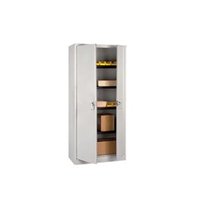 """Storage Cabinet-Premium 24x36x78""""  Lt Grey"""
