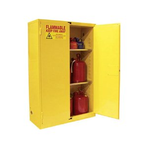 Safety Flammable Cabinet FM -45 Gallon - Manual Door
