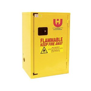 Safety Flammable Cabinet FM -12 Gallon - Manual Door