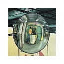 "Security Mirror - 36"" Exterior Convex Acrylic"