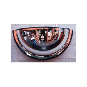 """Security Mirror - 48""""  Half Dome Mirror Acrylic"""