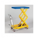 "Lift Table-Mobile 20x39"" 2200 lbs. Steel Top"