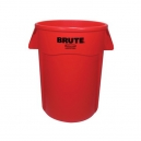 Brute Vented Container 44 Gallon-Red