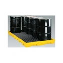 Spill Containment 6 Drum Low Profile Platform