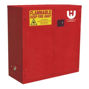 Safety Cabinet -72 Gallon- Paint & Ink Storage