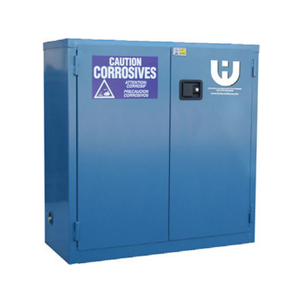 Safety Cabinet Acid Corrosive 24 Gallon Compliance