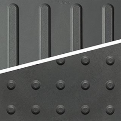 EON Rubber Resilient Tactile - Bars & Domes