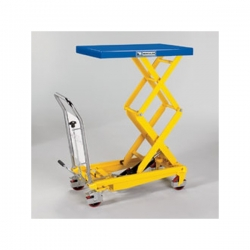 Lift Tables - Steel Top