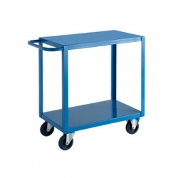 Welded Steel Shelf Carts