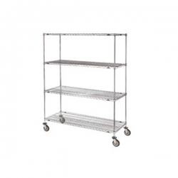 Wire Shelf Trucks - Super Erecta